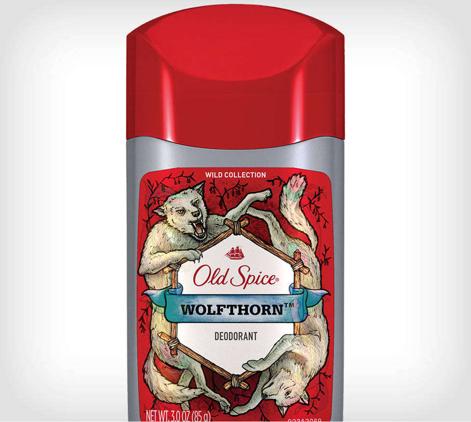Amazon.com: Old Spice Wild Collection Wolfthorn Scent Men