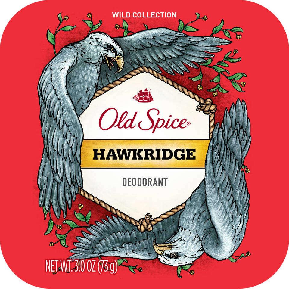 Amazon Com Old Spice Wild Collection Hawkridge Scent Men