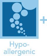 Hypoallergenic +
