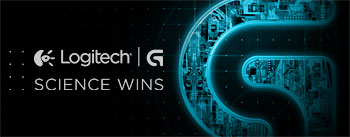 Logitech GSeries | Science Wins