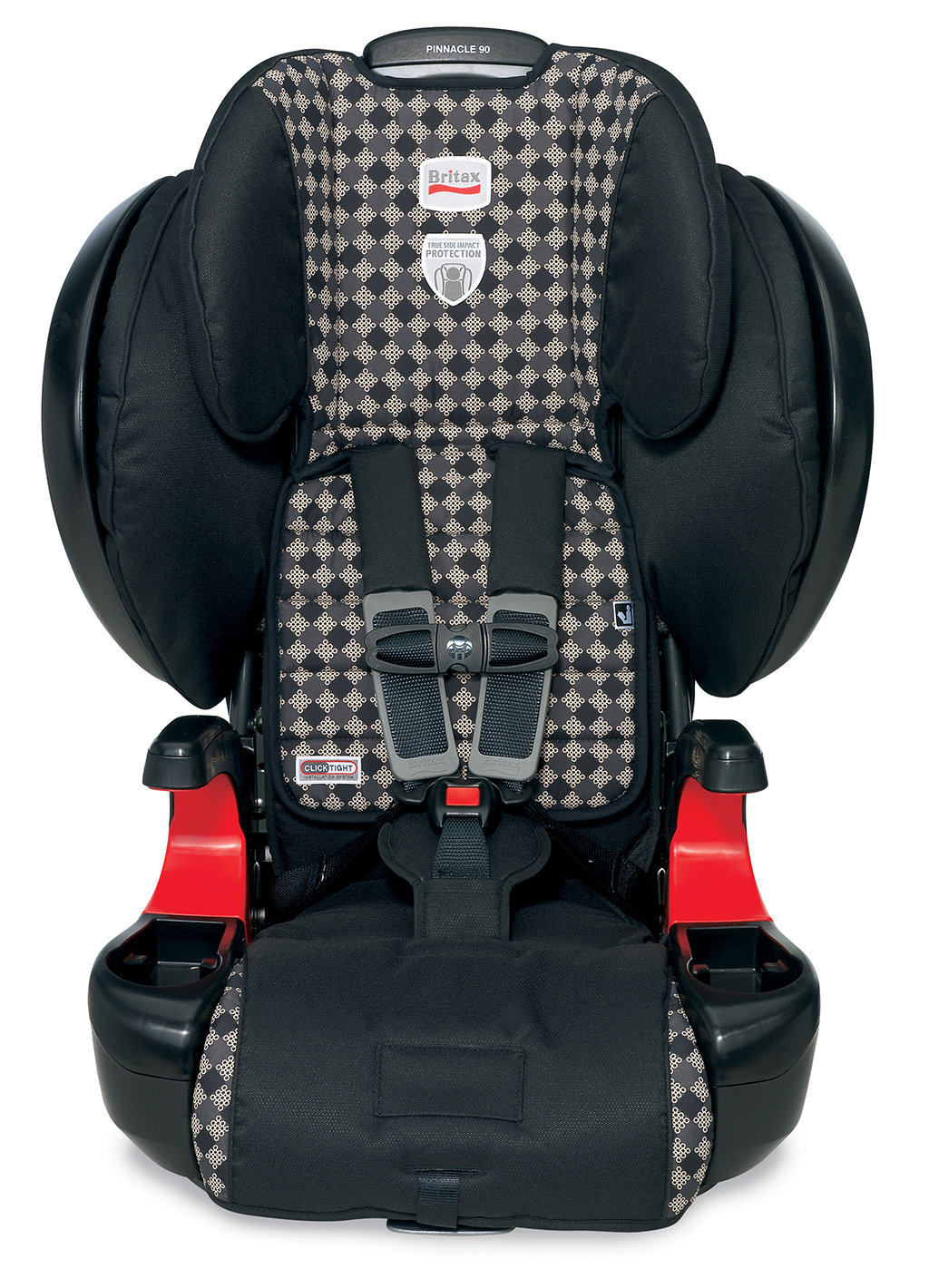 britax pinnacle 90 booster car seat cityscape child safety booster car seats baby. Black Bedroom Furniture Sets. Home Design Ideas