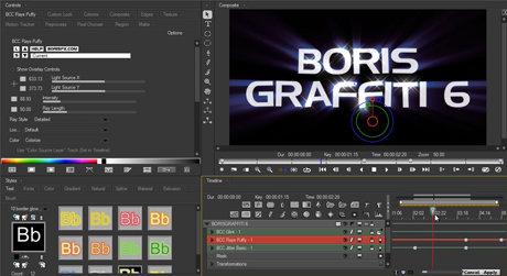 boris graffiti for corel videostudio pro free download