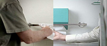 Kleenex Hand Towels offer you single-use bathroom hand towels for you and your guests