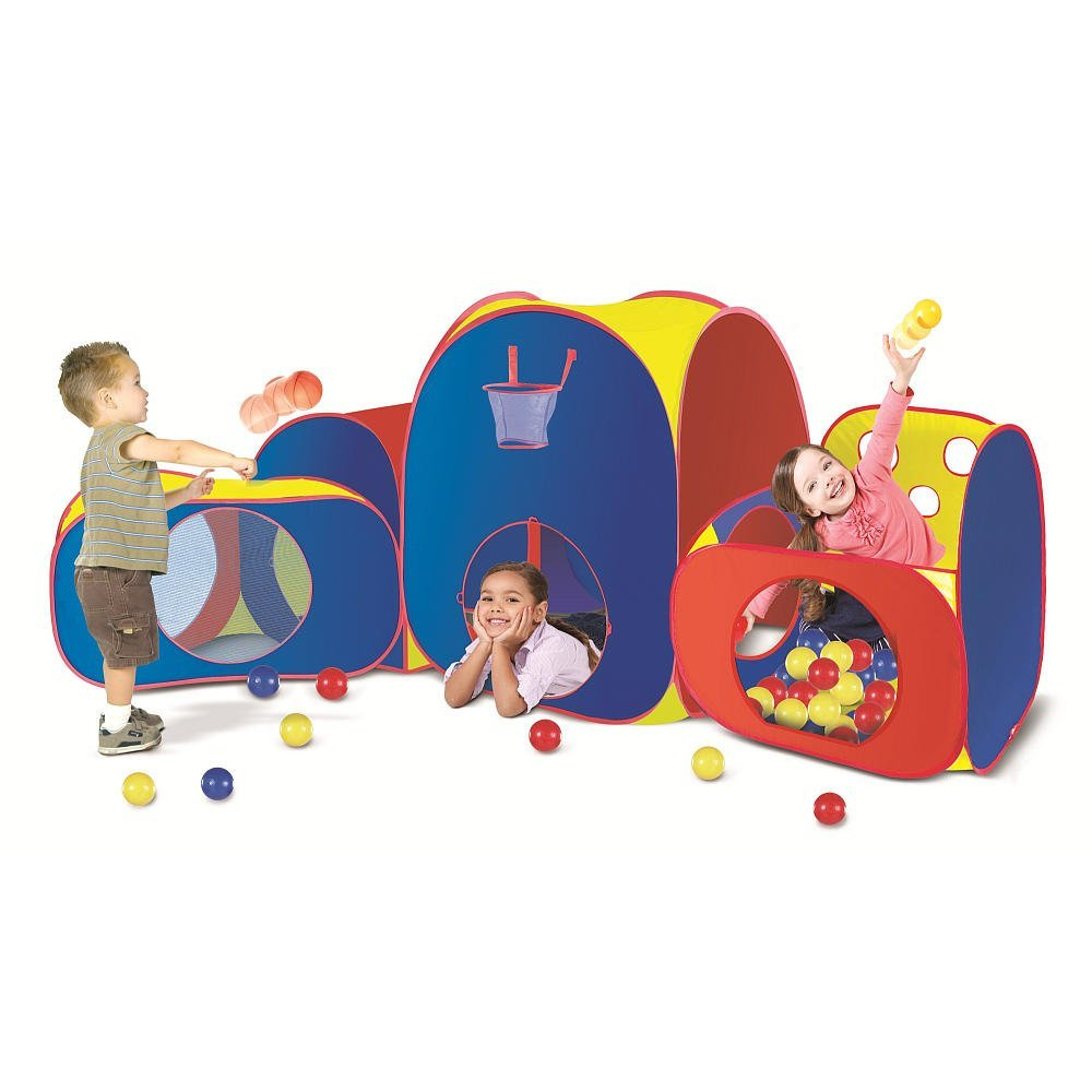 view larger  sc 1 st  Amazon.com & Amazon.com: Playhut Mega Fun with Balls Tent: Toys u0026 Games