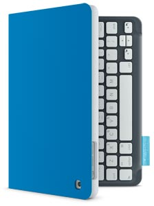 Logitech Keyboard Folio (Electric Blue)