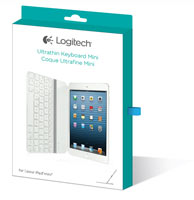 Logitech Ultrathin Keyboard Cover for iPad 2 and iPad (3rd generation)