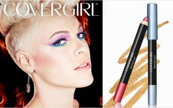 Groovy Amazon Com Covergirl Flamed Out Shadow Pencil Ashen Glow Flame Short Hairstyles Gunalazisus