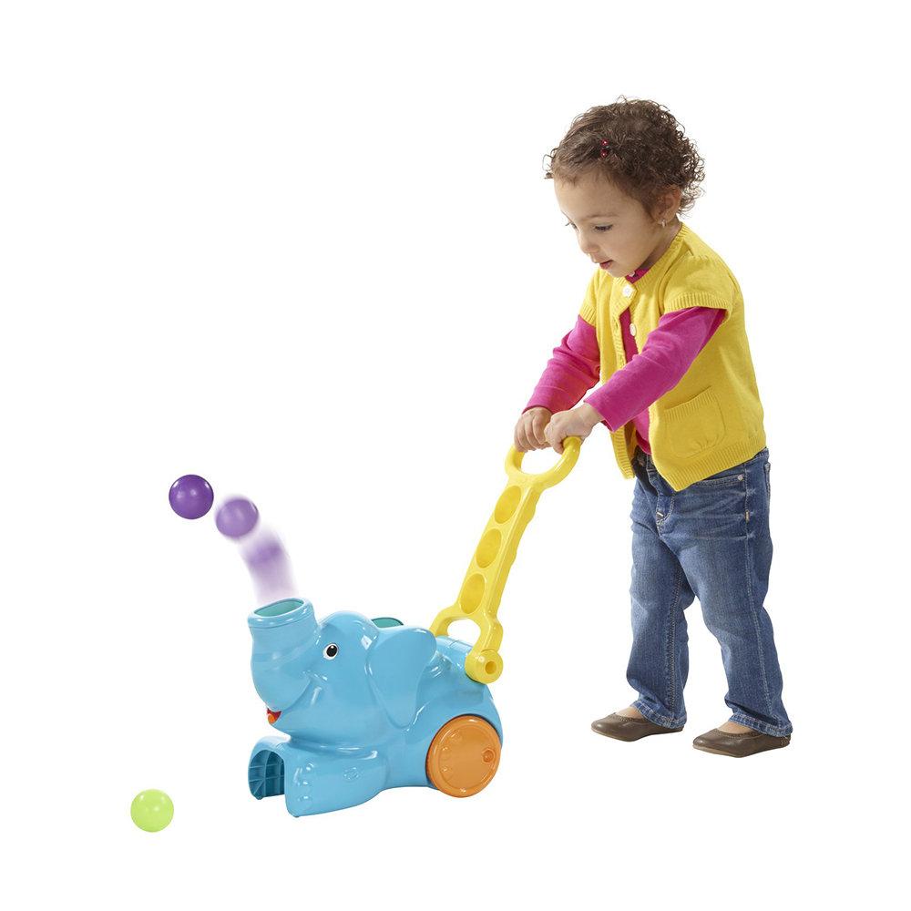 Amazon Com Playskool Poppin Park Pop N Pick Up Elefun