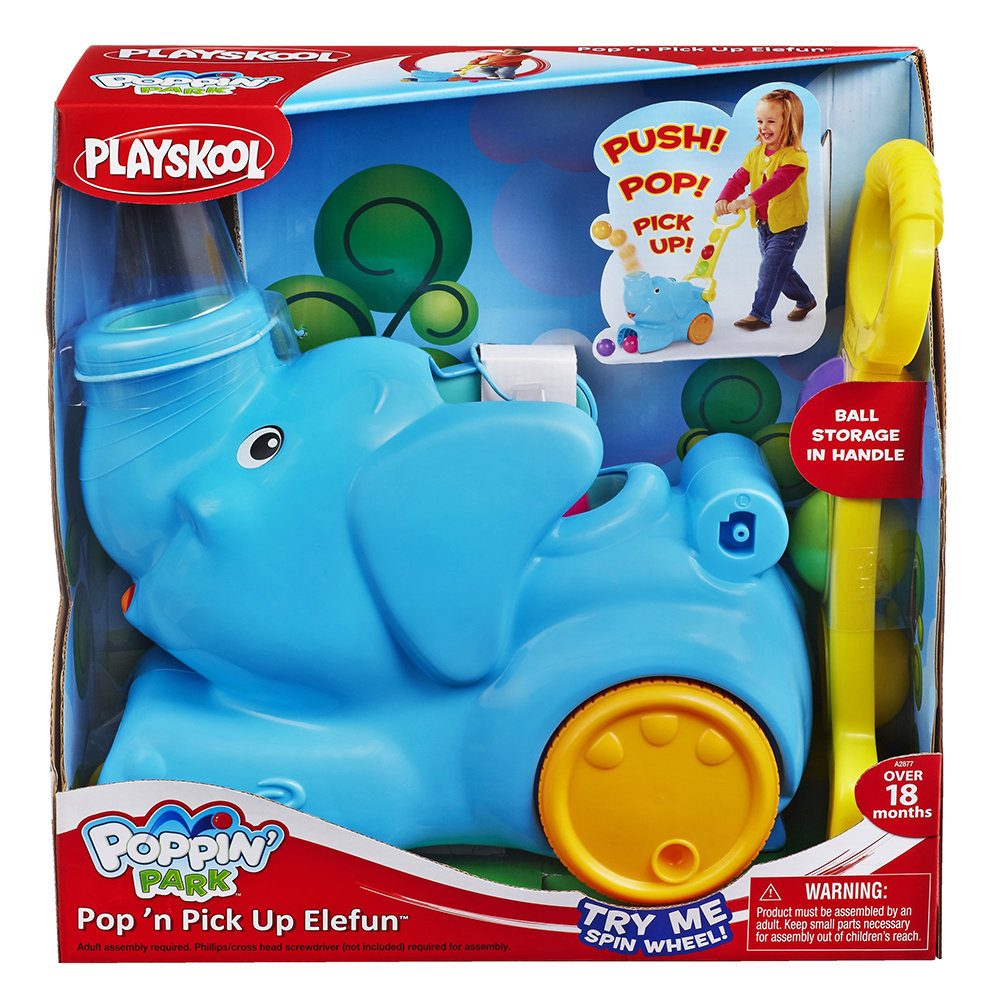 Toys For 7 Months And Up : Amazon playskool poppin park pop n pick up elefun