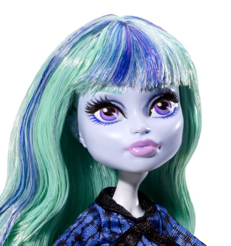 Amazon Com Monster High 13 Wishes Twyla Doll Toys Games