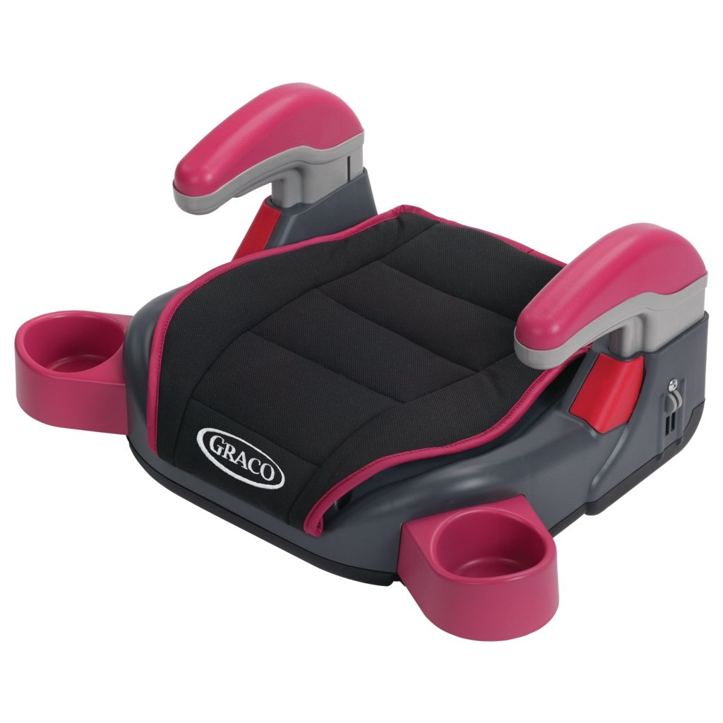 graco backless turbobooster colorz car seat cotton candy discontinued by. Black Bedroom Furniture Sets. Home Design Ideas