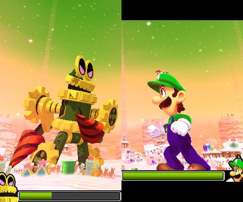 Amazoncom Mario And Luigi Dream Team Nintendo 3ds Unknown