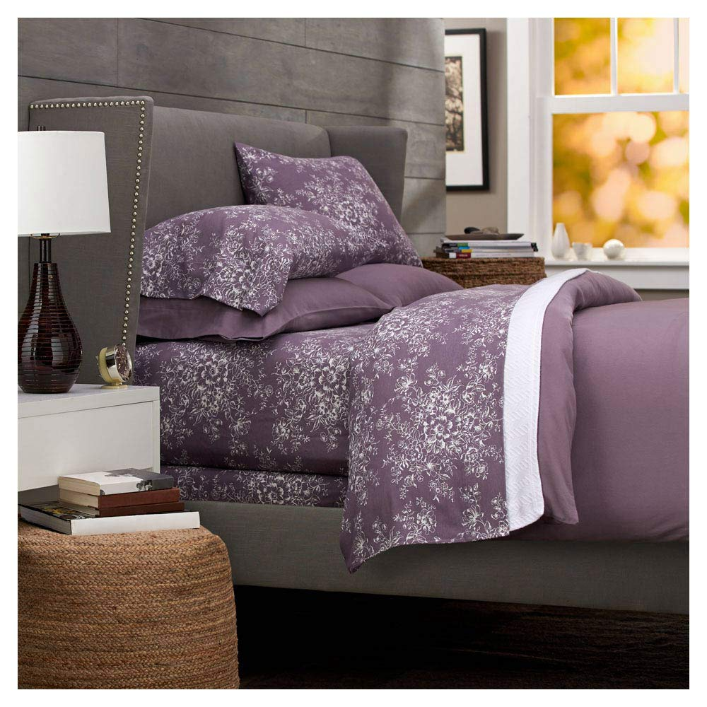 Cotton Flannel Duvet Cover King