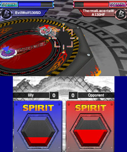 Amazon beyblade evolution nintendo 3ds video games join ginka and friends as you learn to handle the power of beyblade and become the ultimate beyblade champion based on the best selling beyblade metal voltagebd Image collections