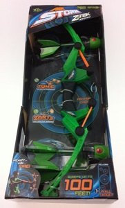 The Air Storm Z Tek bow is the ultimate foam bow and arrow combo.