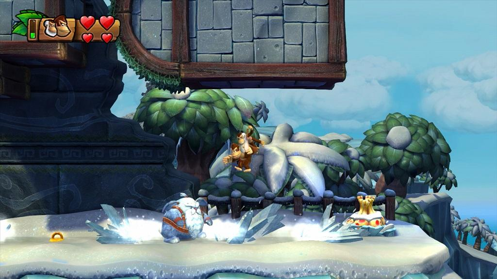 Image result for DONKEY KONG COUNTRY: TROPICAL FREEZE