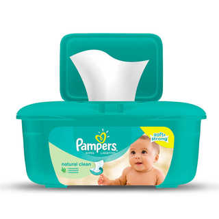 Amazon Com Pampers Baby Wipes Sensitive 1x 56 Count