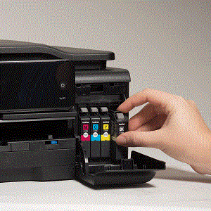High-yield replacement ink cartridges