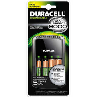 duracell battery charger 4000 with 2aa 2aaa. Black Bedroom Furniture Sets. Home Design Ideas