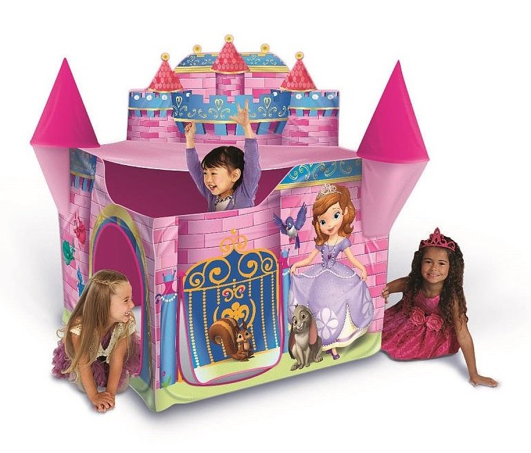 All hail Sofia the First!  sc 1 st  Amazon.com : princess castle pop up tent - memphite.com