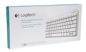 Logitech Wired Keyboard for iPad 1, 2, and 3rd Generation