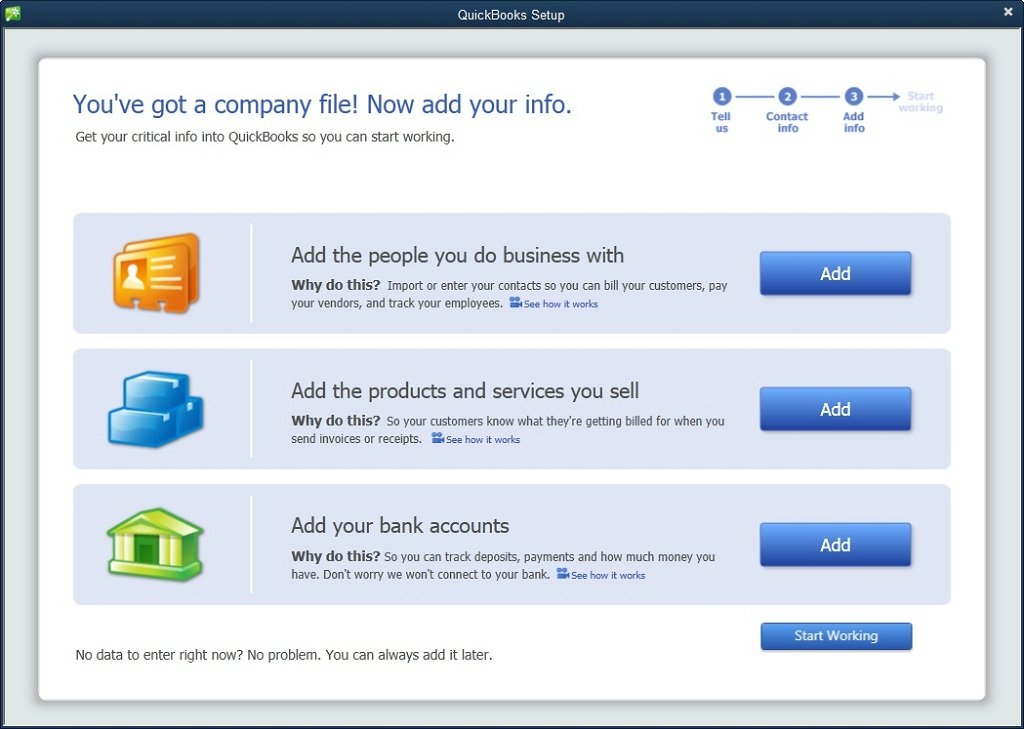 free quickbooks software for nonprofits
