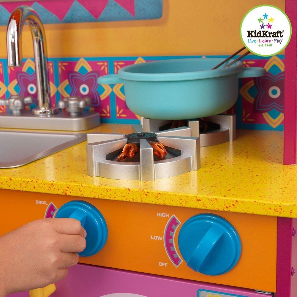 Amazon.com: Nickelodeon KidKraft Dora The Explorer Kitchen