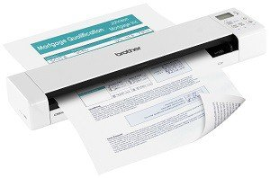 920DW Scanner scans both sides of documents in one pass