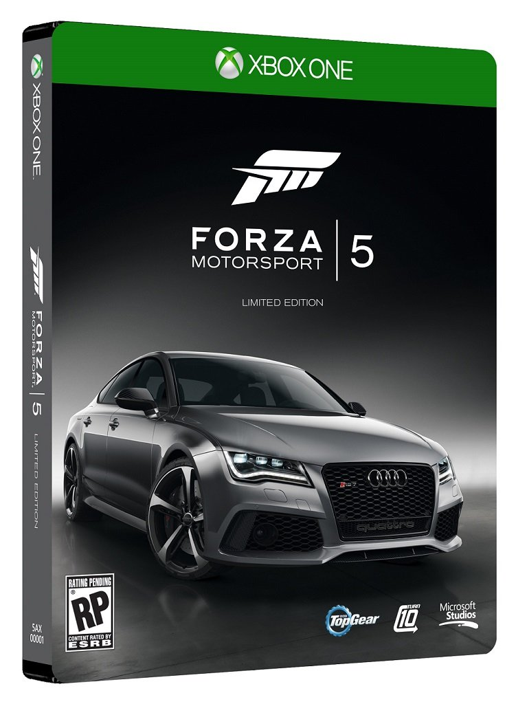 Amazon.com: Forza Motorsport 5 Limited Edition: Video Games