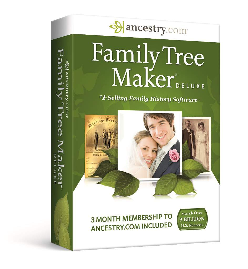 Family tree maker 2016