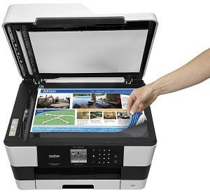MFC-J6520DW scanner