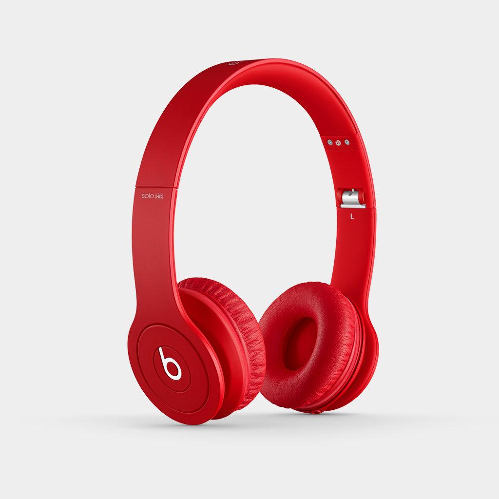 Amazon.com: Beats Solo HD Wired On-Ear Headphone - Matte