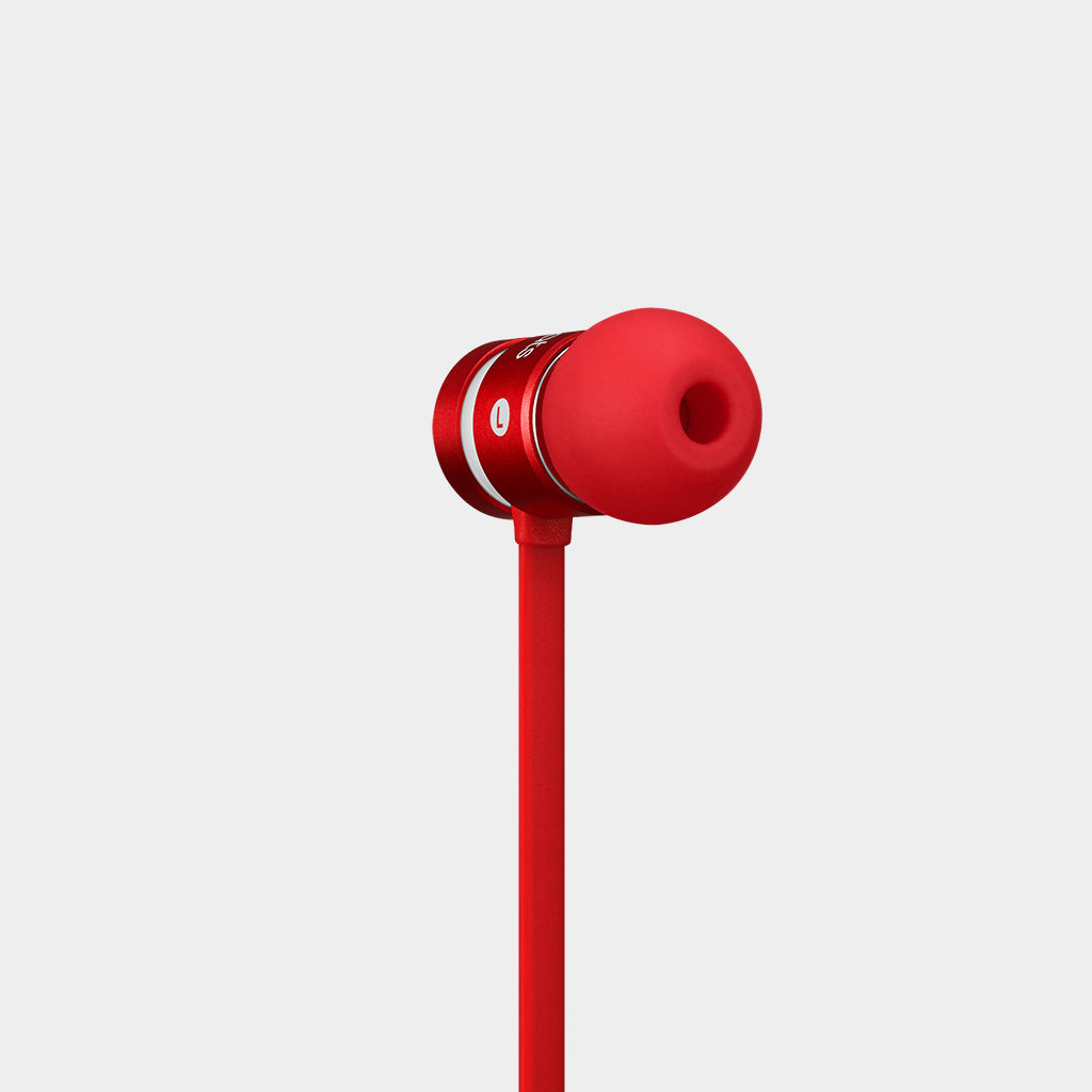 Amazon.com: urBeats Wired In-Ear Headphone - Red: Home