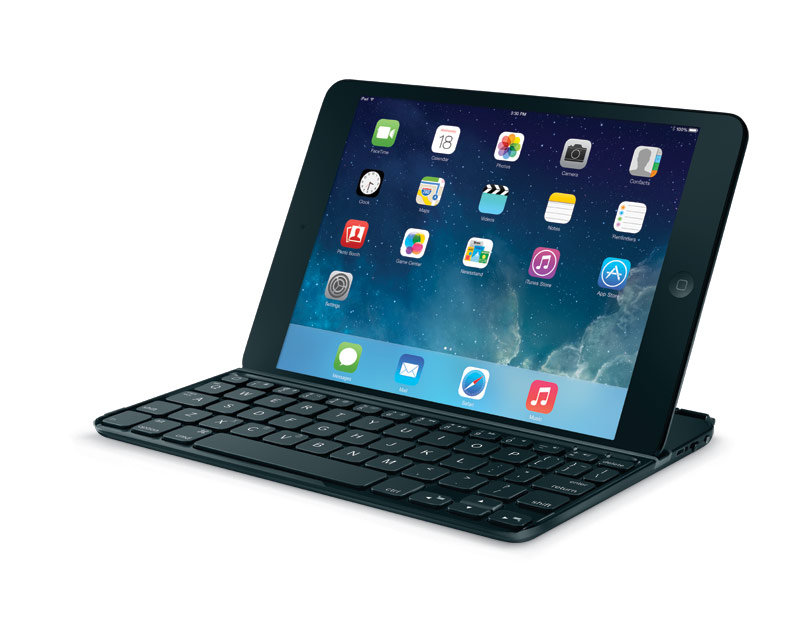 amazon com logitech ultrathin magnetic clip on keyboard cover for