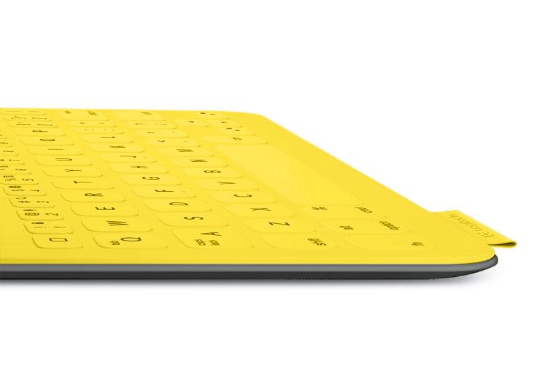Amazon.com: Logitech Fabric Skin Keyboard Folio for iPad Air ...