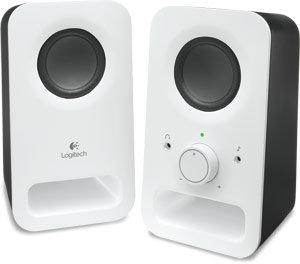 Logitech Multimedia Speakers Z150 (White) Logitech Multimedia Speakers Z150 (White)