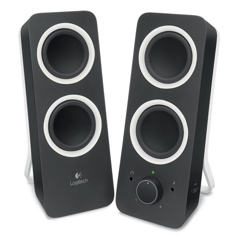 how to make logitech speakers louder on mac