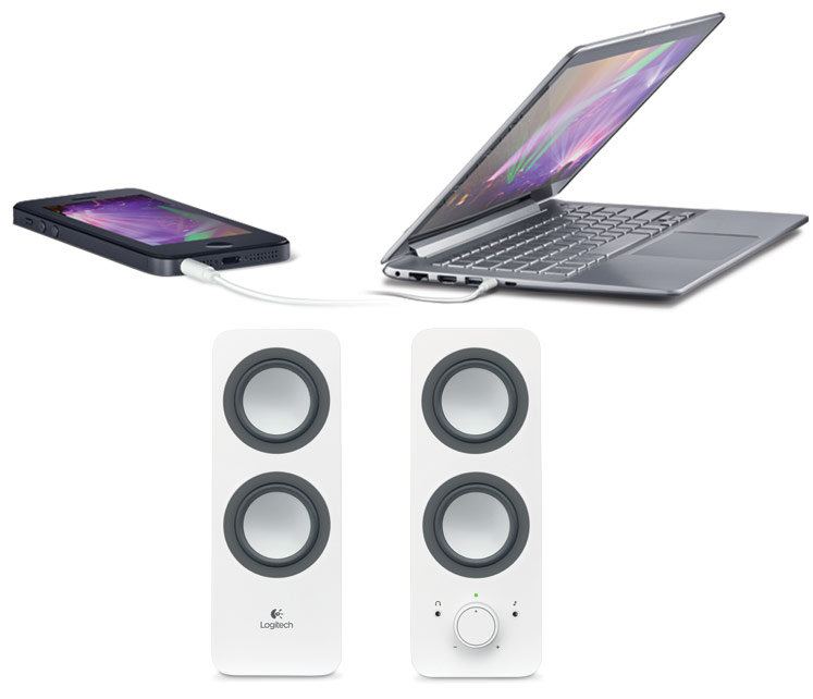 how to connect usb sound device with laptop