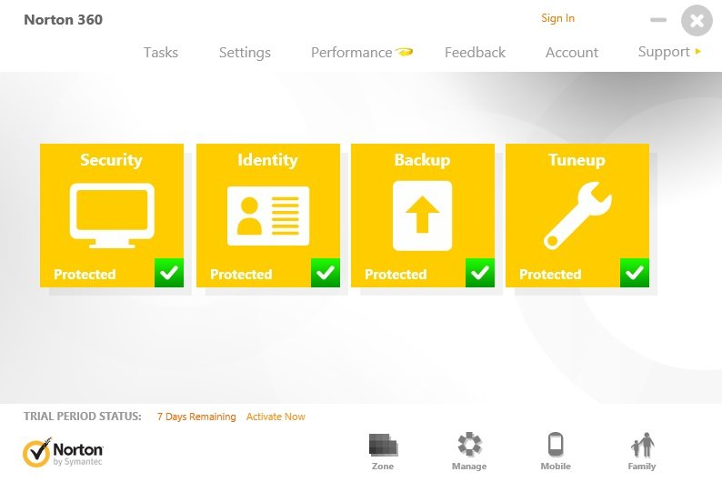 Download Norton 360 4.0 With 90 Full Days Trial