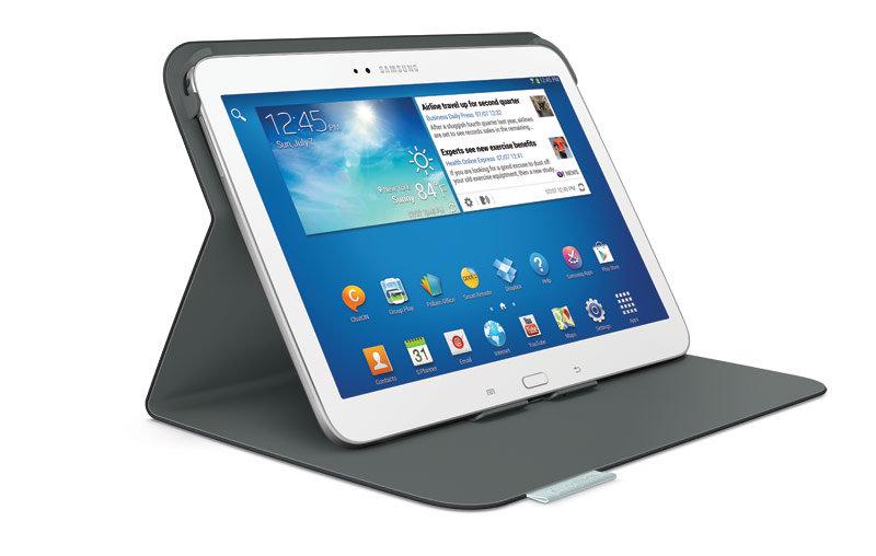 מעולה  Amazon.com: Logitech Folio for 10.1-Inch Samsung Galaxy Tab 3 JI-97