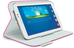 Logitech Folio Protective Case for Samsung Galaxy Tab 3 (8.0 inch)