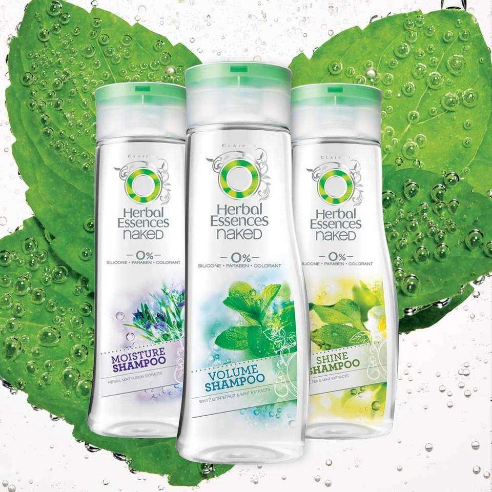Amazon com herbal essences naked moisture shampoo 16 9