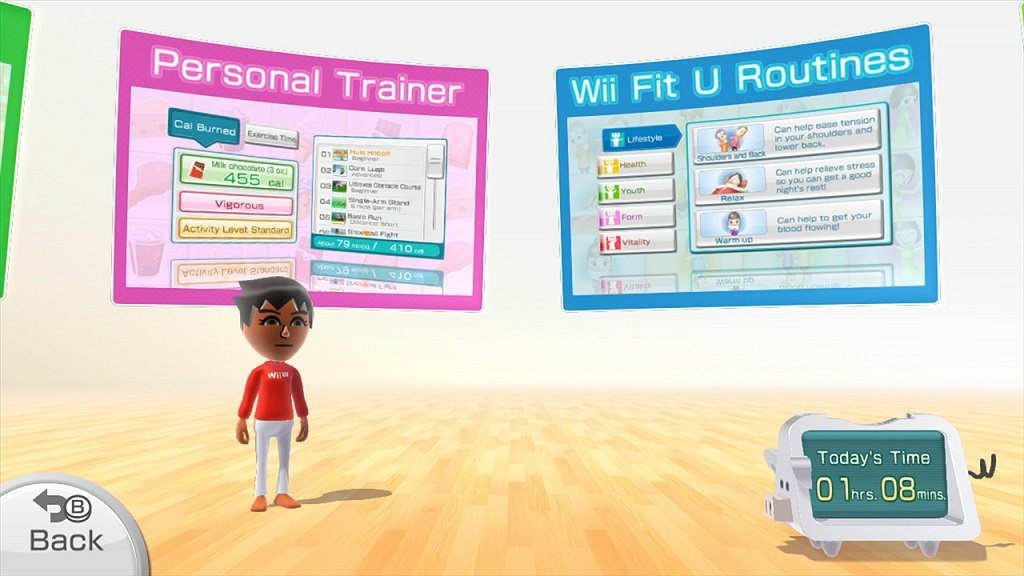Amazon.com: Wii Fit U w/Wii Balance Board accessory and
