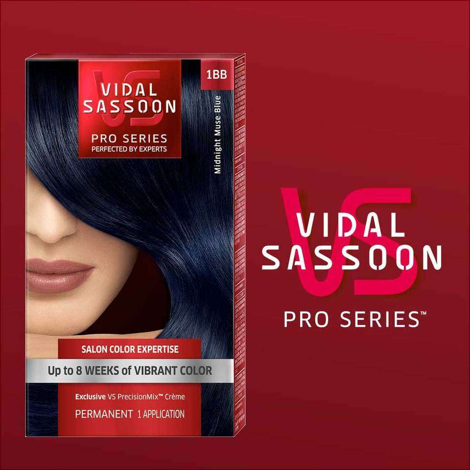 Permalink to Vidal Sassoon Hair Color