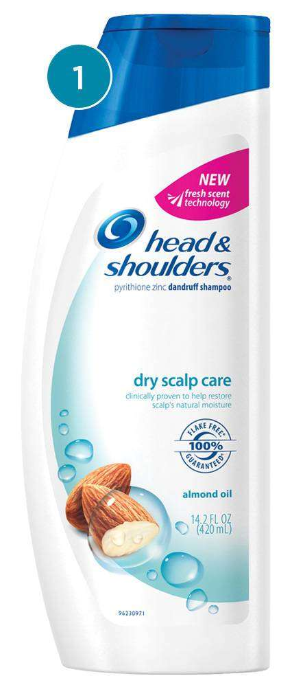 Amazon.com : Head and Shoulders Dry Scalp Care 2 Minute