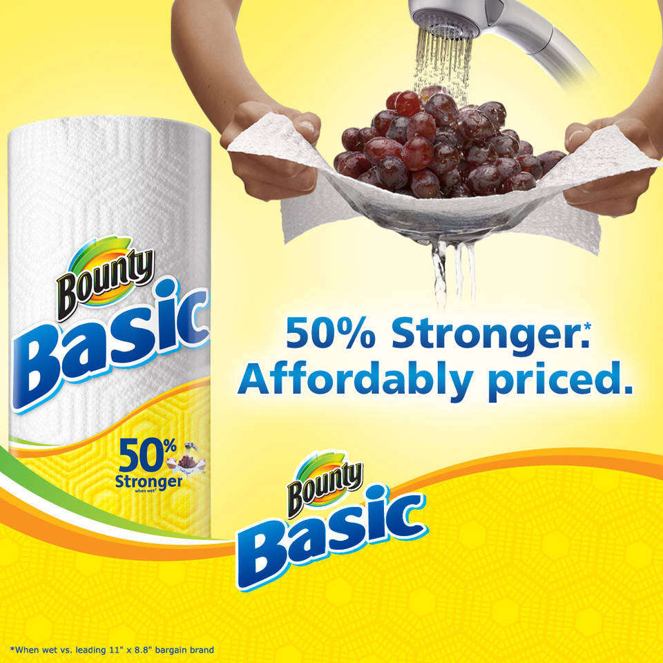 How Strong Is Bounty Paper Towels