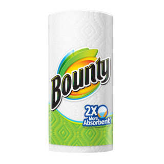 Amazon Com Bounty Basic Paper Towels 2 Select A Size