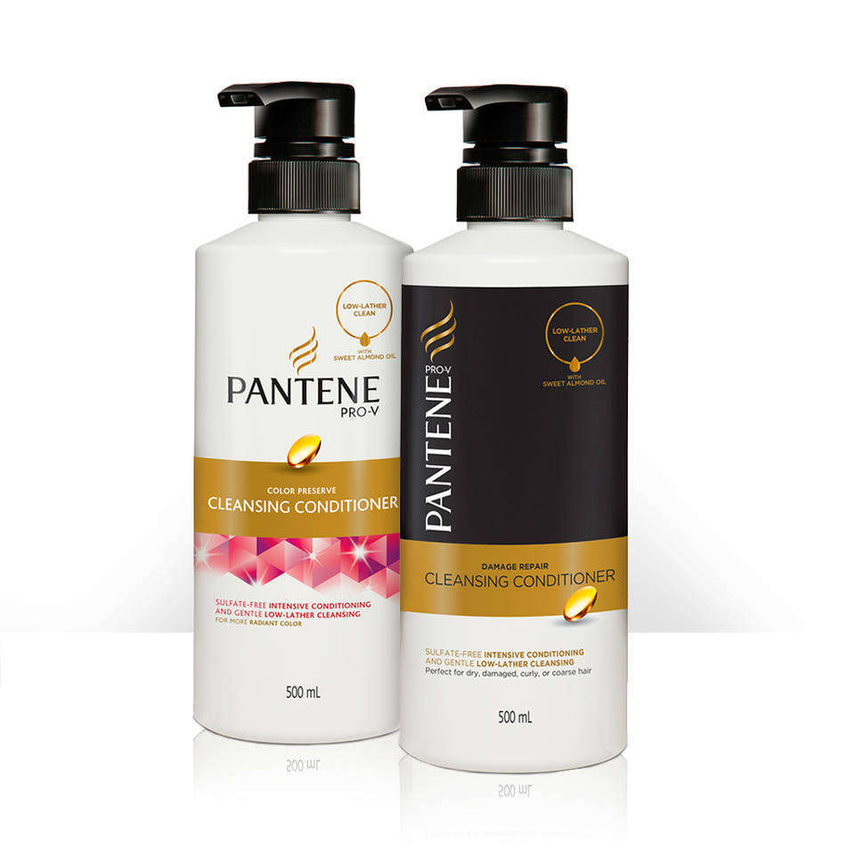 Amazon.com : Pantene Pro-V Color Revival Cleansing ...