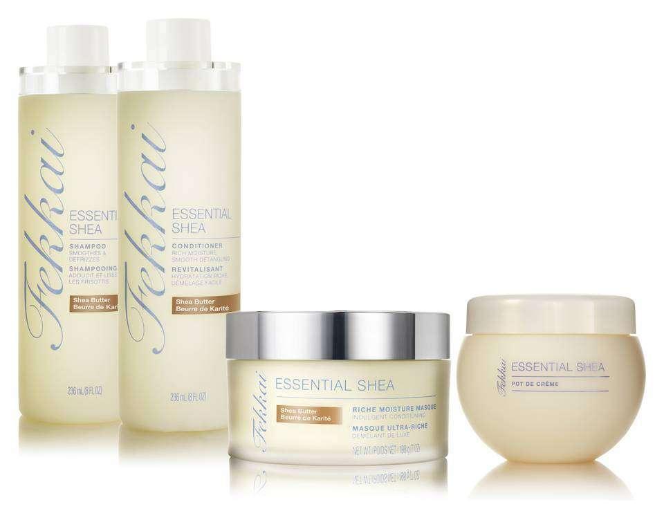 Amazon.com : Fekkai Essential Shea Shampoo 8 Fl Oz