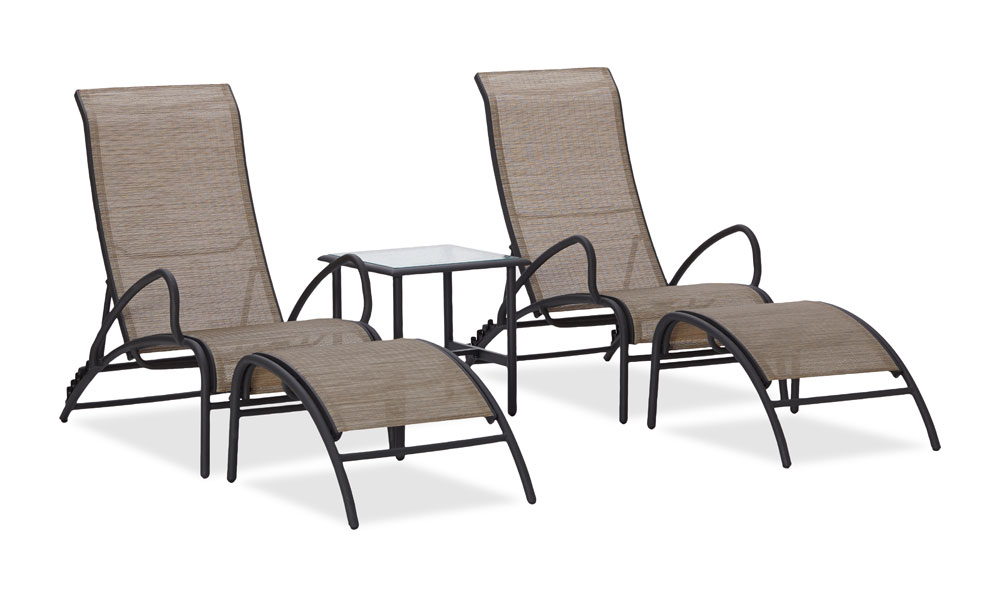 Groovy Amazon Com Strathwood 5 Piece Aluminum Sling Outdoor Gmtry Best Dining Table And Chair Ideas Images Gmtryco